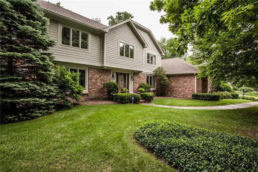 5284 Longstone Roundabout Carmel, IN 46033 | MLS 21490308 Photo 1