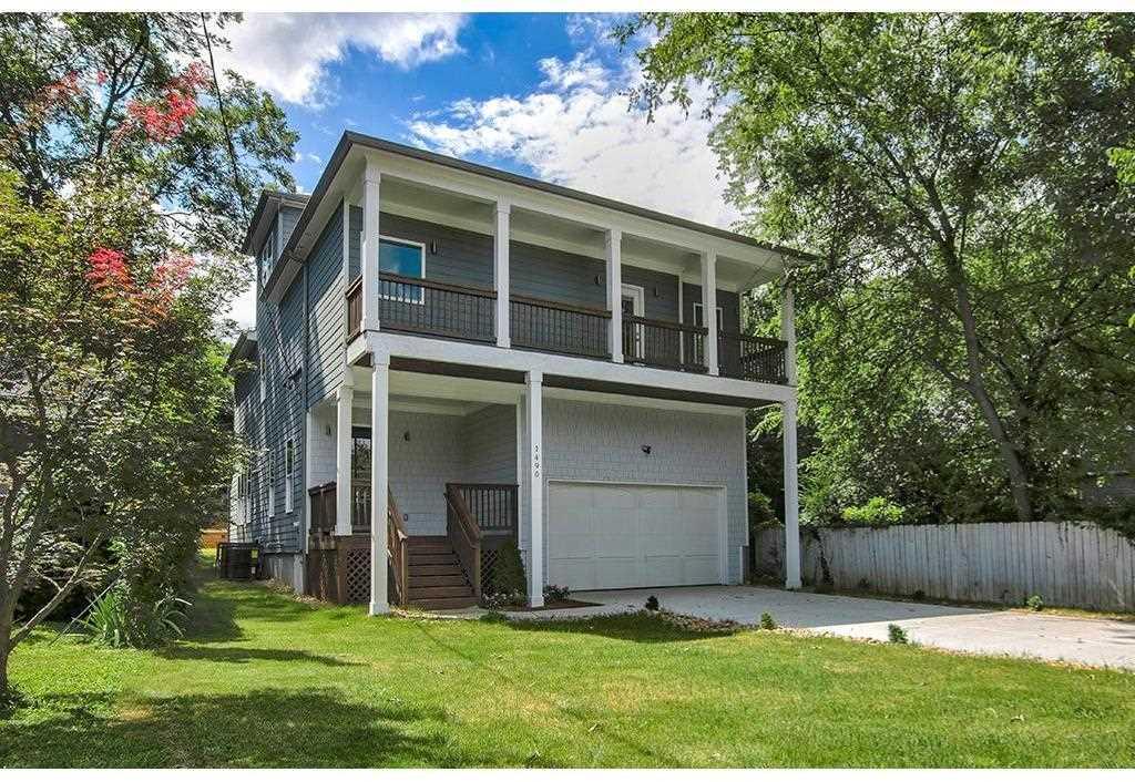 1490 Groveland Ave NW, Atlanta GA 30309, MLS # 5893113 | Loring Heights Photo 1
