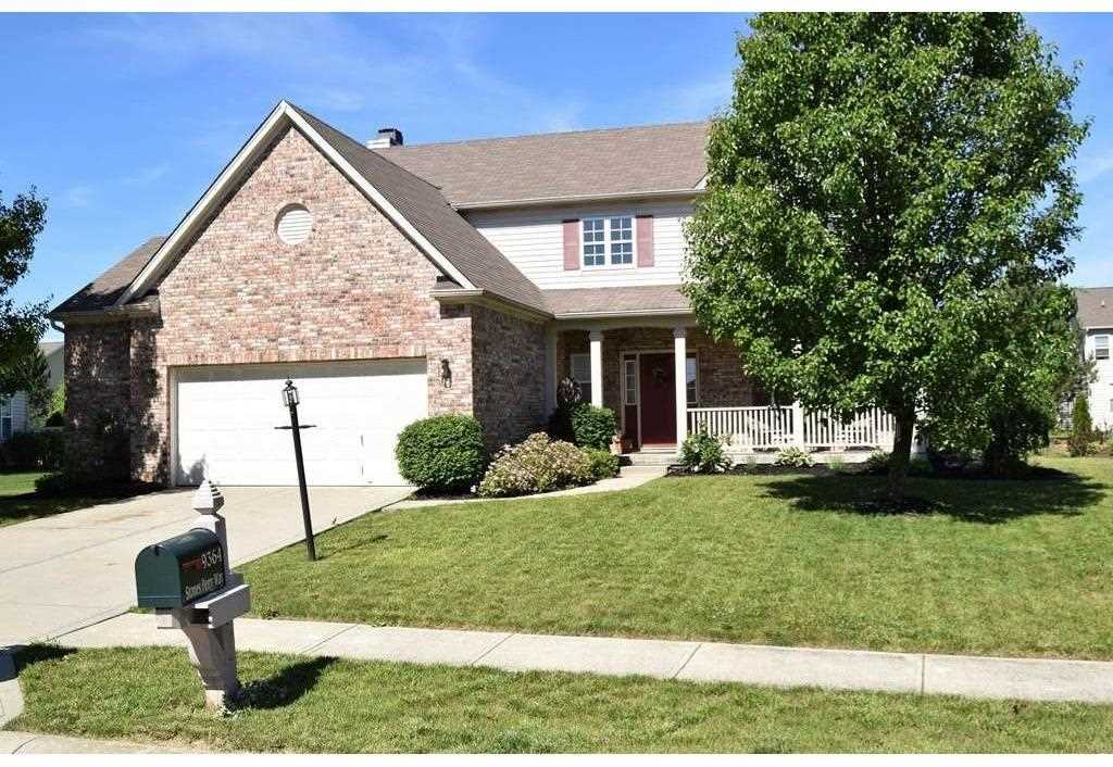9364 Stones Ferry Way Indianapolis, IN 46278 | MLS 21489326 Photo 1