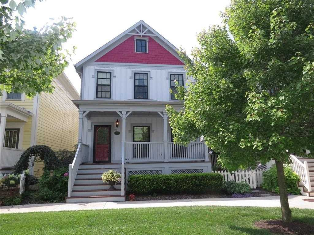 2107 Rhettsbury Street Carmel, IN 46032   MLS 21506601 Photo 1