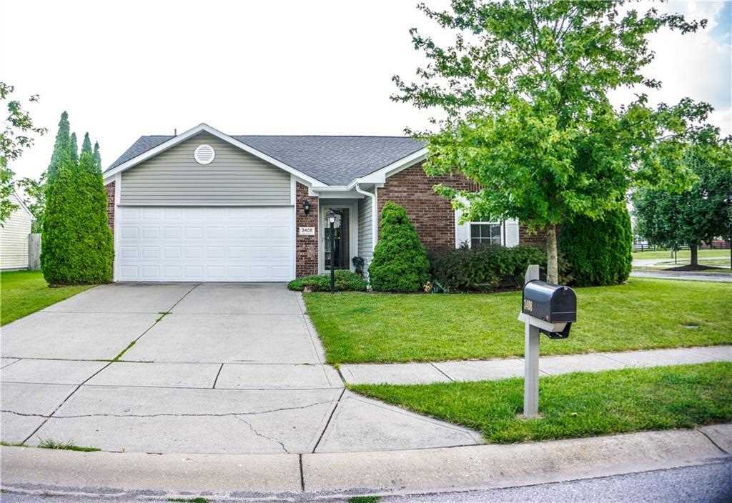 3408 Tupelo Drive Indianapolis, IN 46239 | MLS 21506265 Photo 1