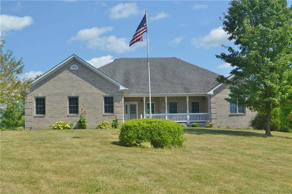 875 N 150 Road Franklin, IN 46131 | MLS 21507092 Photo 1