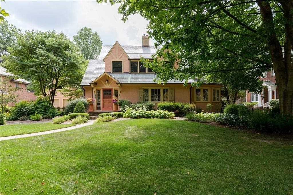 501 Blue Ridge Road Indianapolis, IN 46208 | MLS 21505481 Photo 1
