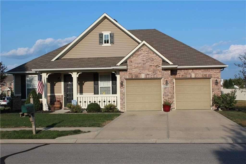 1091 Northcliffe Drive Avon, IN 46123 | MLS 21509477 Photo 1