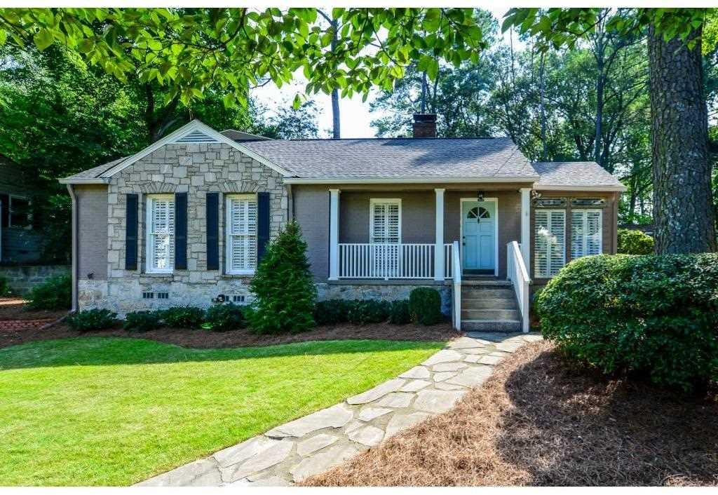 1561 Steele Dr NW, Atlanta GA 30309, MLS # 5900266 | Loring Heights Photo 1