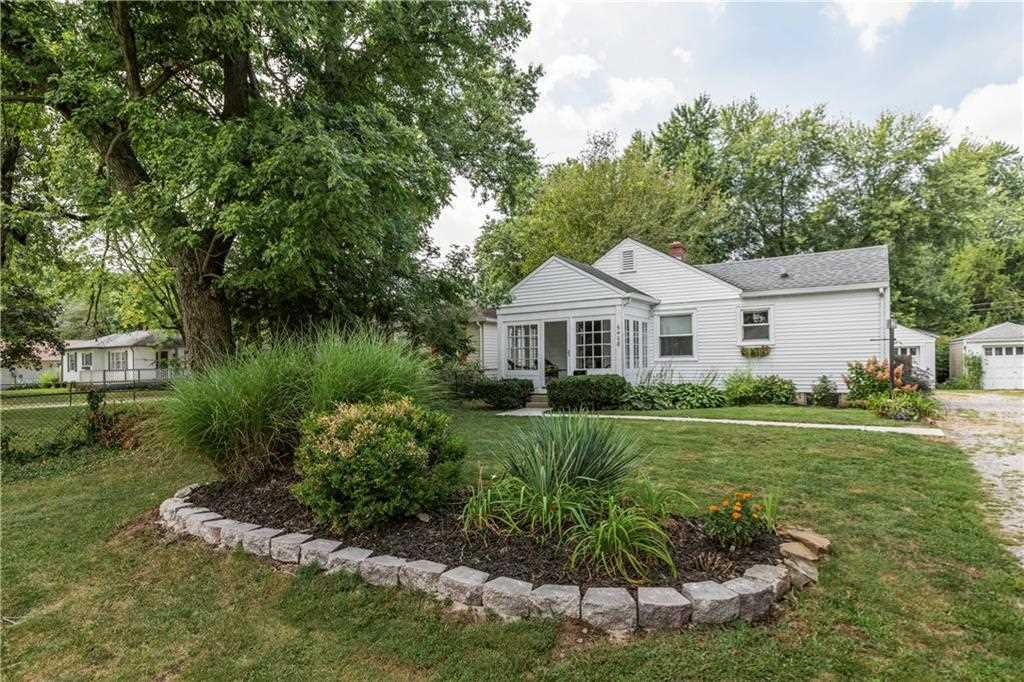 6408 Evanston Avenue Indianapolis, IN 46220 | MLS 21510101 Photo 1