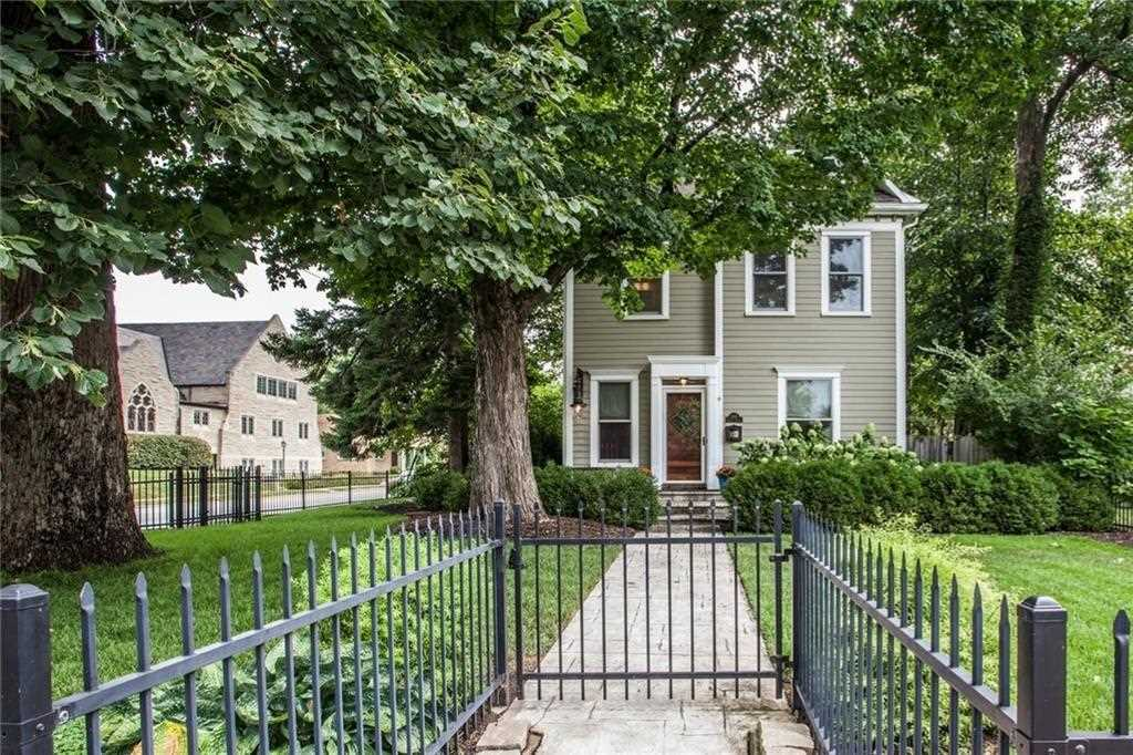 5155 N Central Avenue Indianapolis, IN 46205 | MLS 21510527 Photo 1