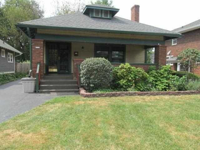 4714 Central Avenue Indianapolis, IN 46205 | MLS 21505813 Photo 1