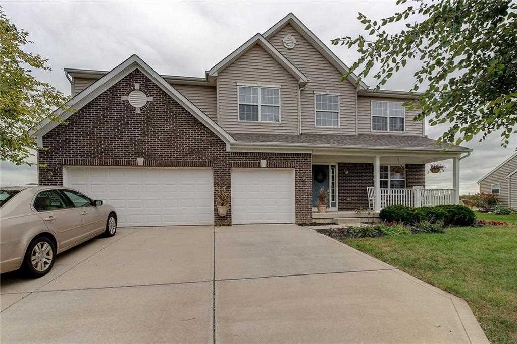 2213 S Logan Drive New Palestine, IN 46163 | MLS 21511050 Photo 1