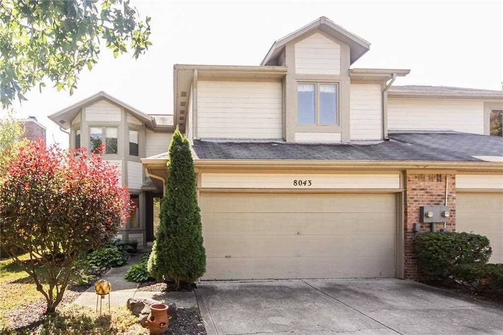 8043 Talliho Drive Indianapolis, IN 46256 | MLS 21511352 Photo 1