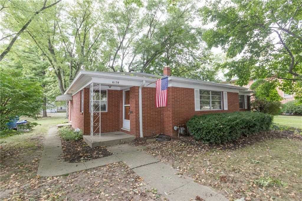 6178 Guilford Avenue Indianapolis, IN 46220 | MLS 21511652 Photo 1