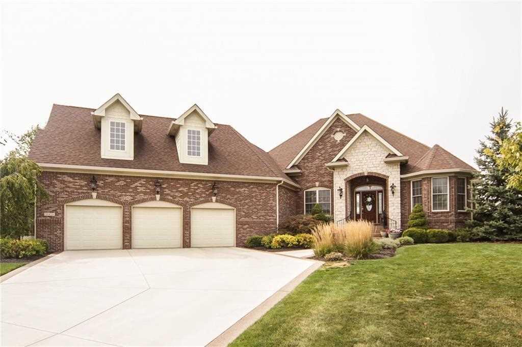 16455 Shore Oaks Court Noblesville, IN 46060 | MLS 21511885 Photo 1