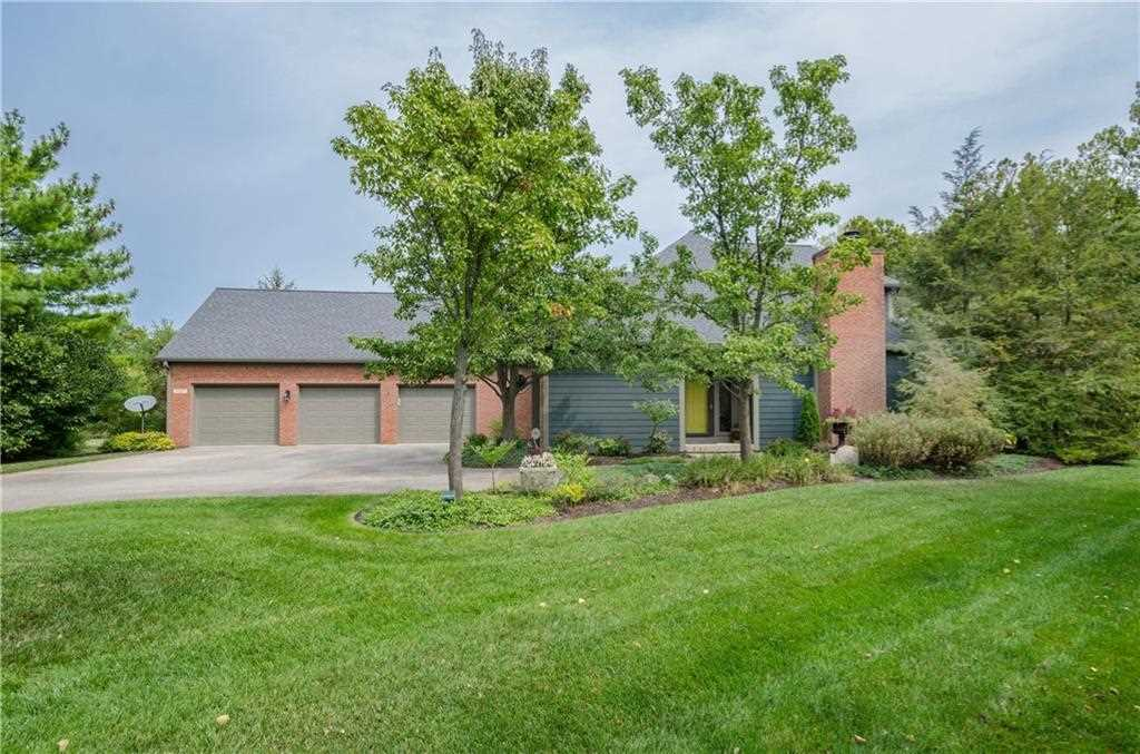 6937 Knollcreek Drive Indianapolis, IN 46256 | MLS 21512697 Photo 1