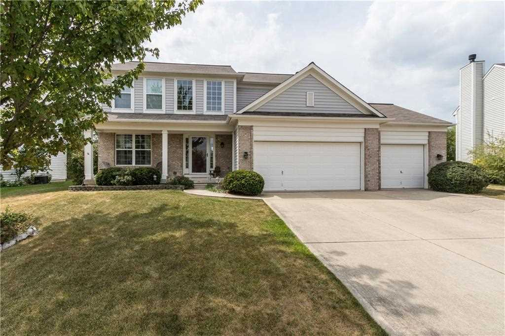 16716 Burket Drive Westfield, IN 46074 | MLS 21510098 Photo 1