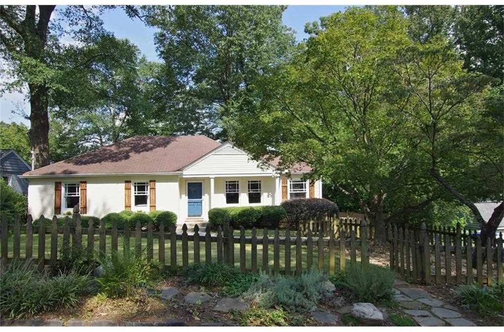 379 Lofton Rd NW, Atlanta GA 30309, MLS # 5908301 | Loring Heights Photo 1