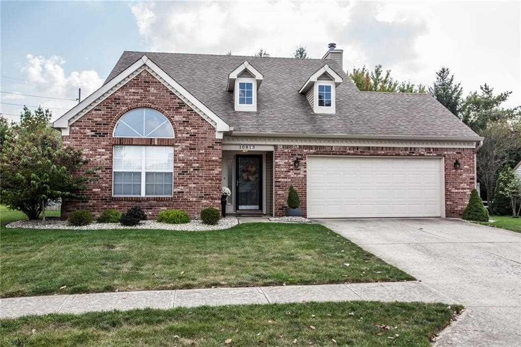 10813 Gate Circle Fishers, IN 46038 | MLS 21513960 Photo 1
