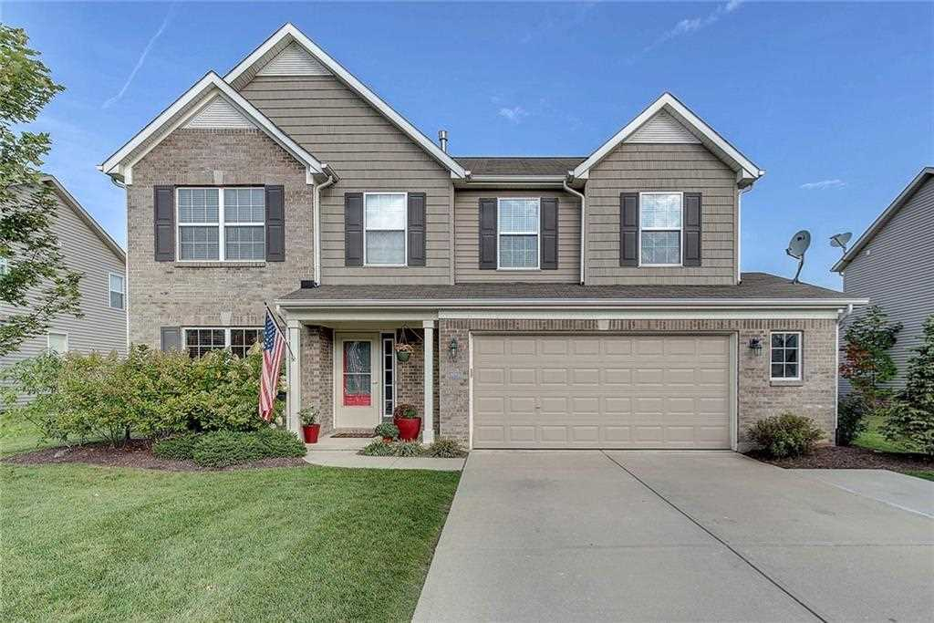 6188 Saw Mill Drive Noblesville, IN 46062 | MLS 21513585 Photo 1