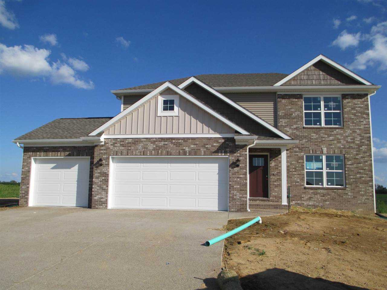 4133 Chappell Drive Evansville, IN 47725 | MLS 201736737 Photo 1