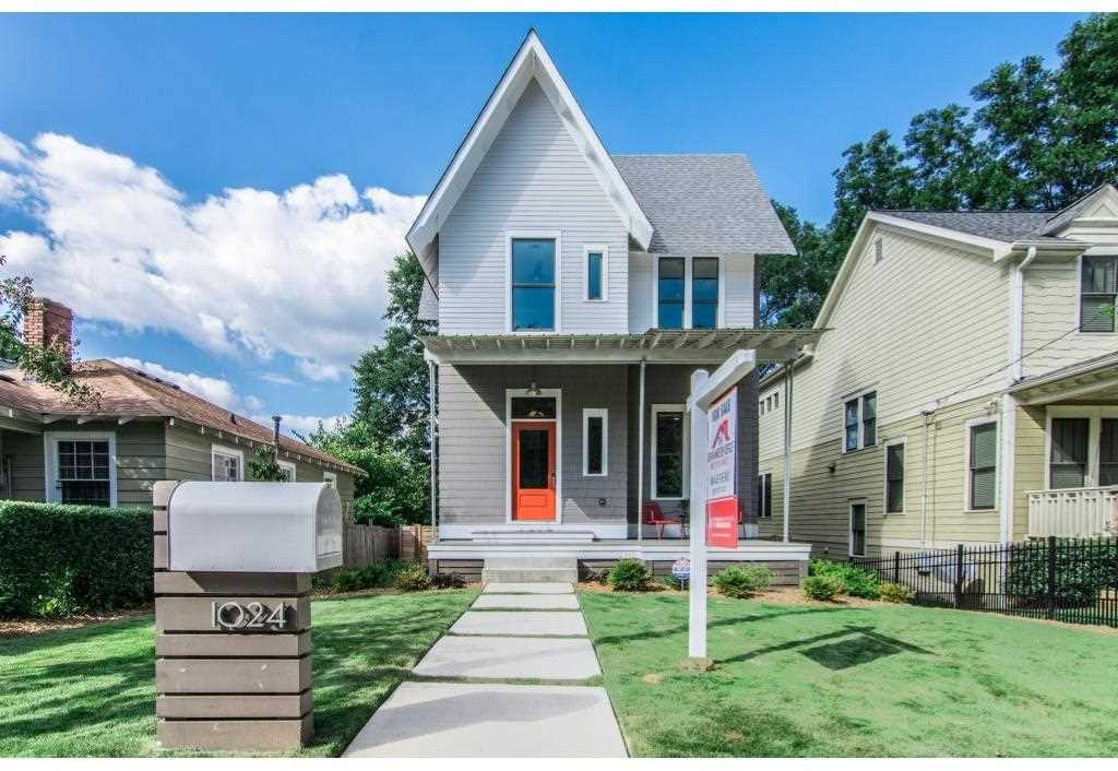 1024 Manigault St SE Atlanta, GA 30316 | MLS 5912898 Photo 1
