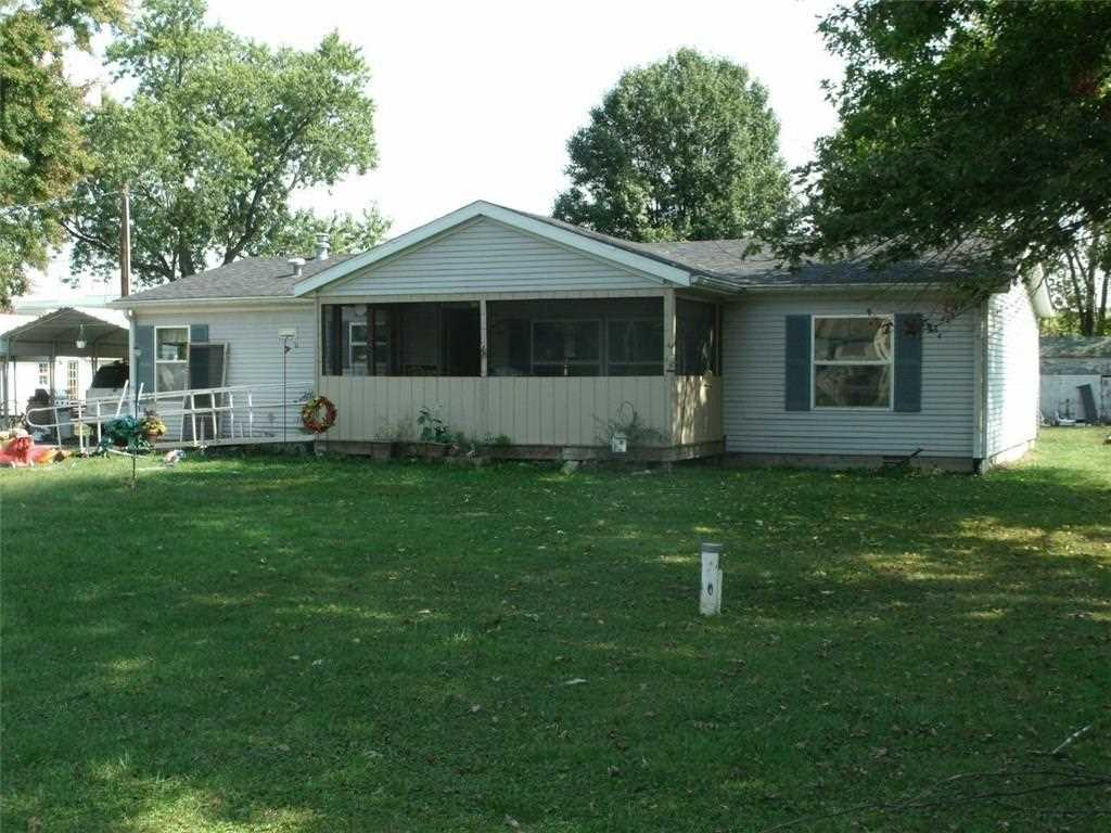 3203 Clover Drive Plainfield, IN 46168   MLS 21516423 Photo 1