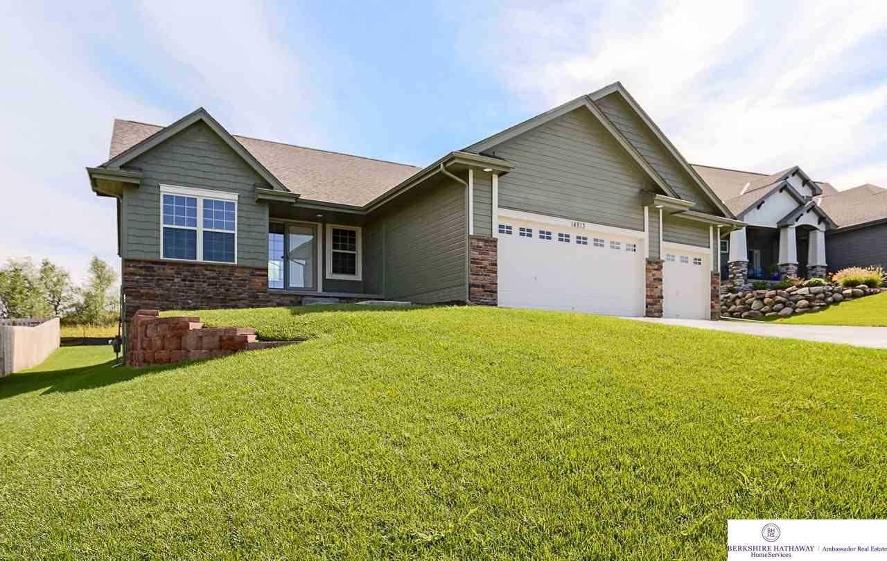 14813 Prairie Star Bennington, NE 68007 | MLS 21714438 Photo 1