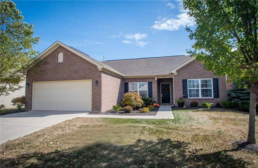 9695 Timberbrooke Boulevard Mccordsville, IN 46055 | MLS 21488586 Photo 1