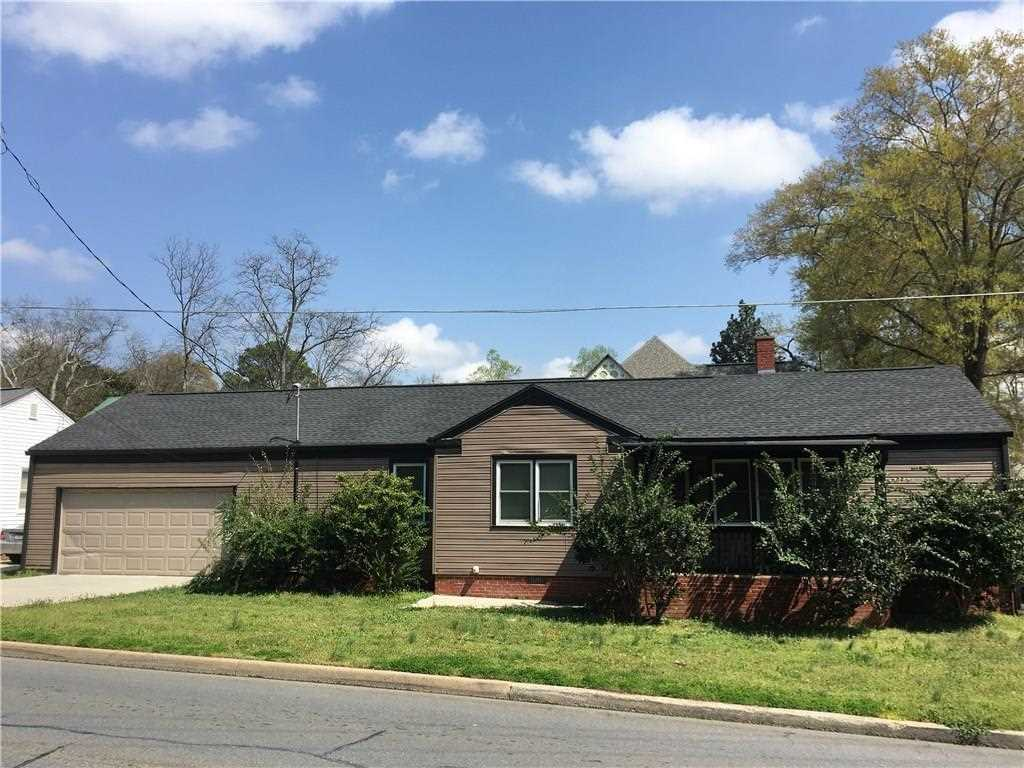 Historic Downtown Cartersville Home Within Walking Distance Of