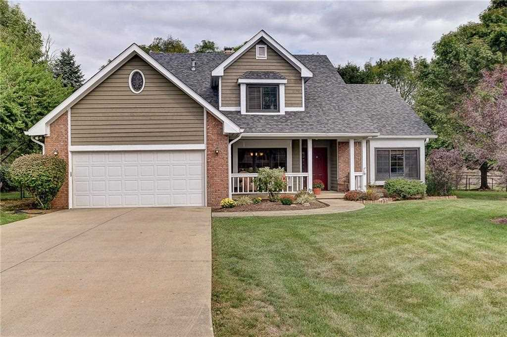 708 Countrywood Drive Noblesville, IN 46060 | MLS 21516986 Photo 1