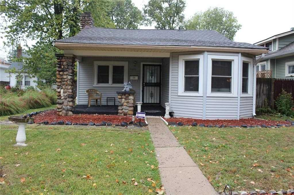 4616 Guilford Avenue Indianapolis, IN 46205 | MLS 21517677 Photo 1