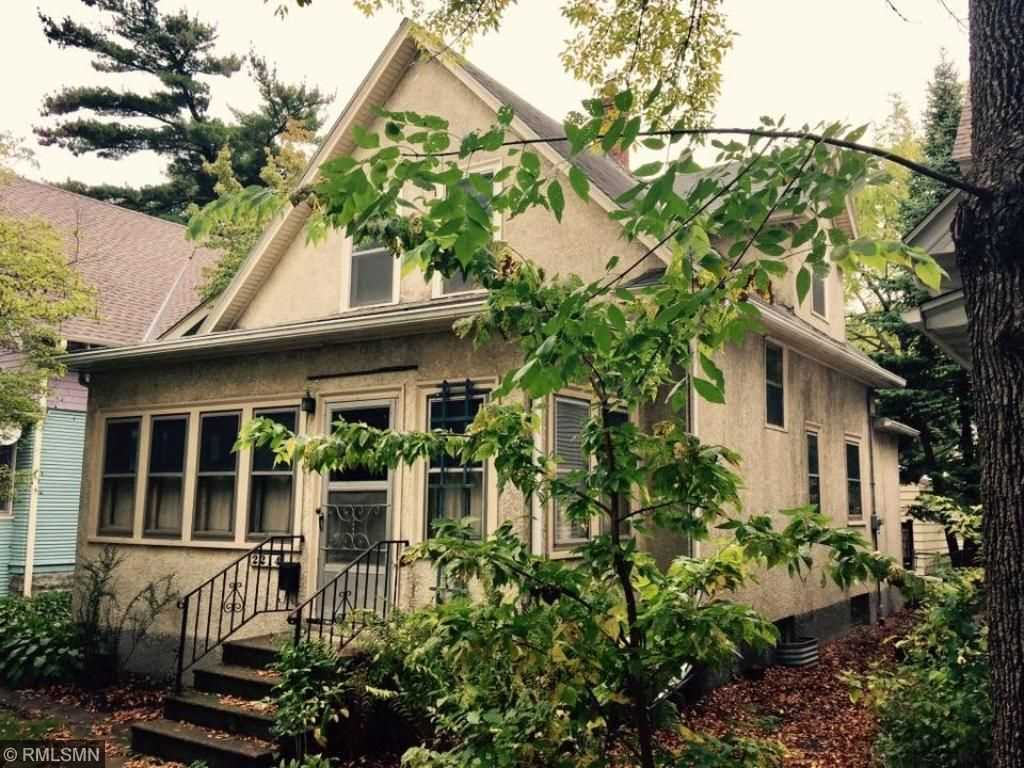 Homes For Sale Seward Minneapolis
