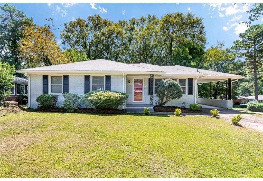 2461 Fontaine Circle Decatur, GA 30032   MLS 5917103 Photo 1