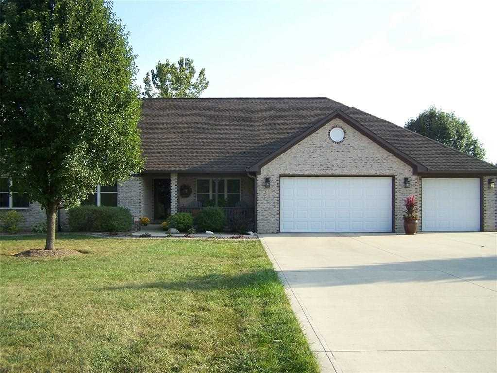 5143 E Cr 750 N Road Pittsboro, IN 46167 | MLS 21515138 Photo 1