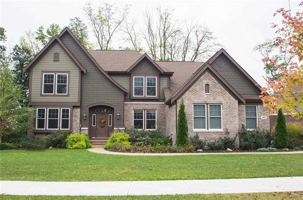 14651 Whispering Breeze Drive Fishers, IN 46037 | MLS 21517761 Photo 1