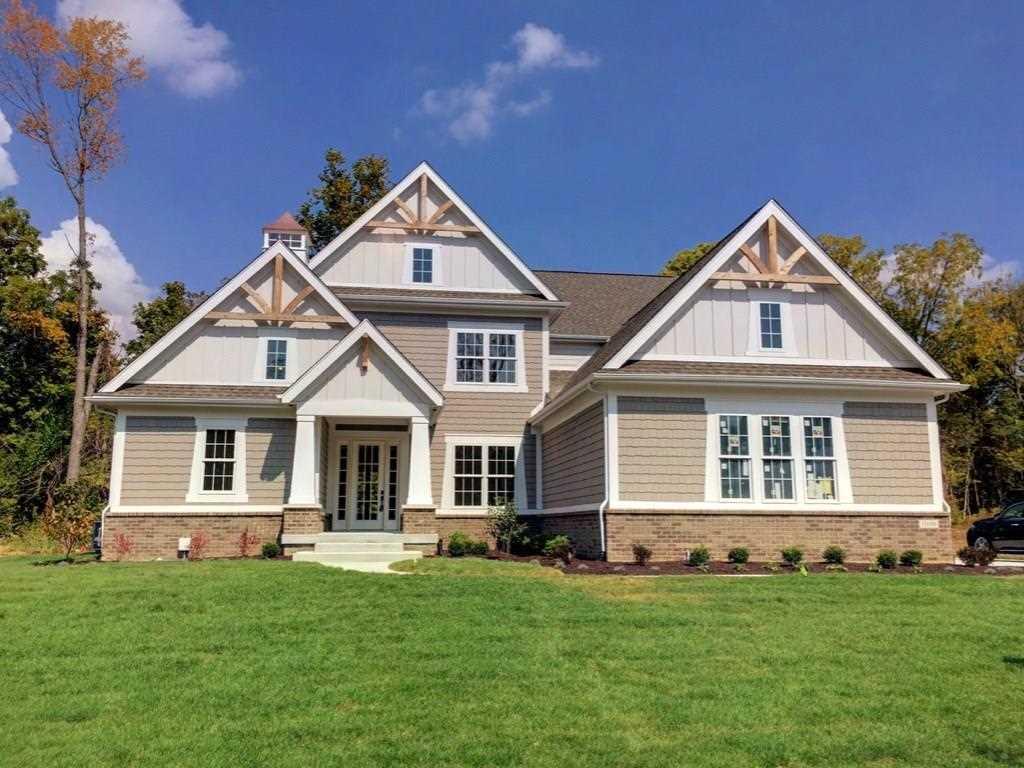 11680 Walton Cres Zionsville, IN 46077 | MLS 21484657 Photo 1
