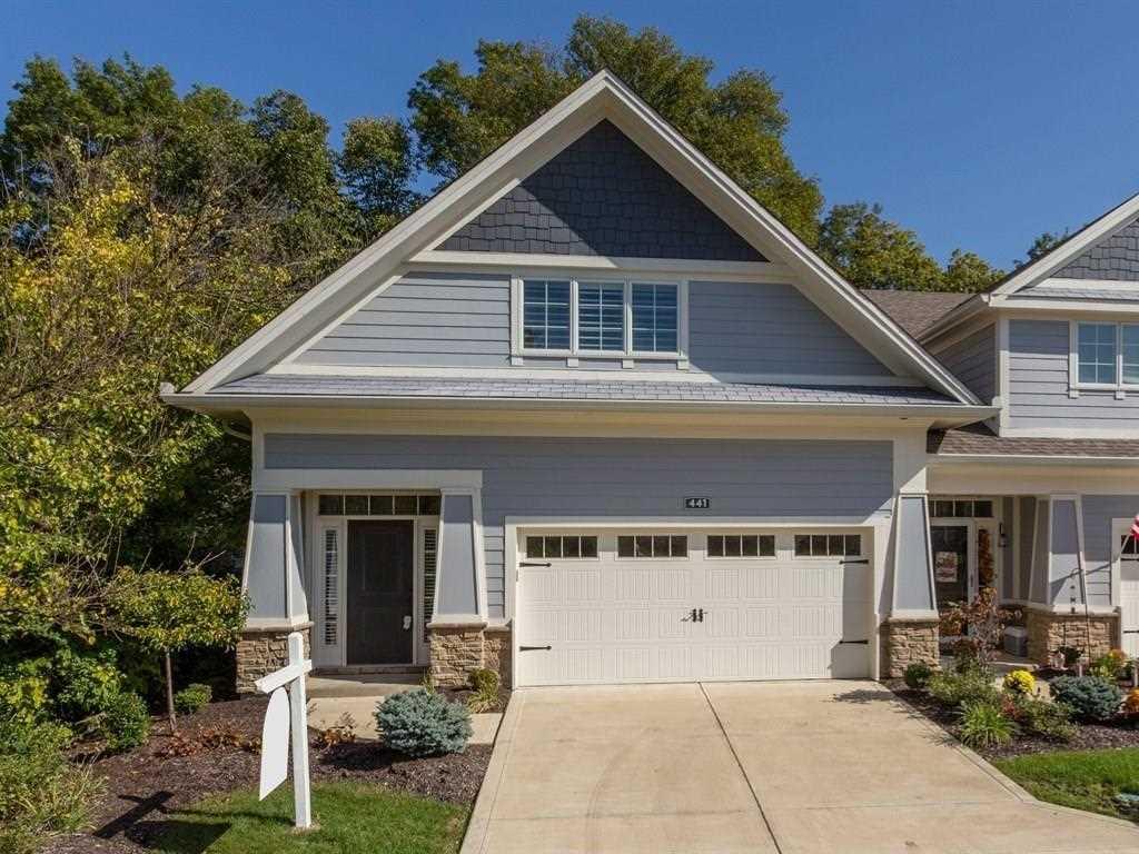 441 Firefly Lane Carmel, IN 46032   MLS 21518116 Photo 1