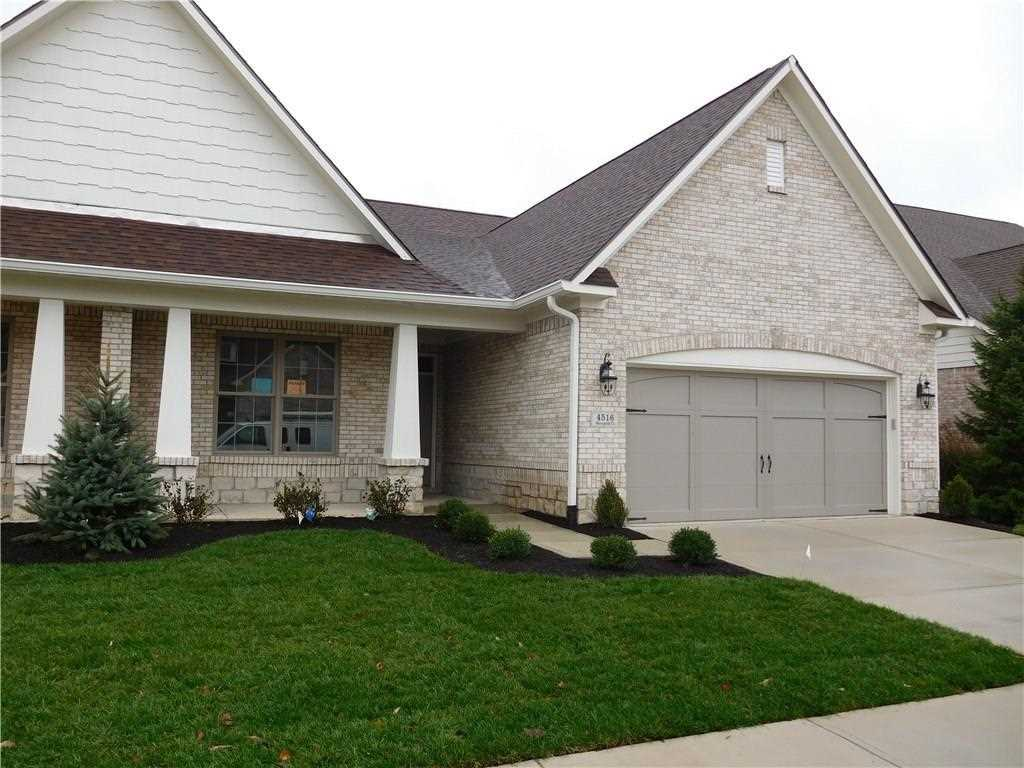 4516 Marigold Court Greenwood, IN 46143 | MLS 21448739 Photo 1