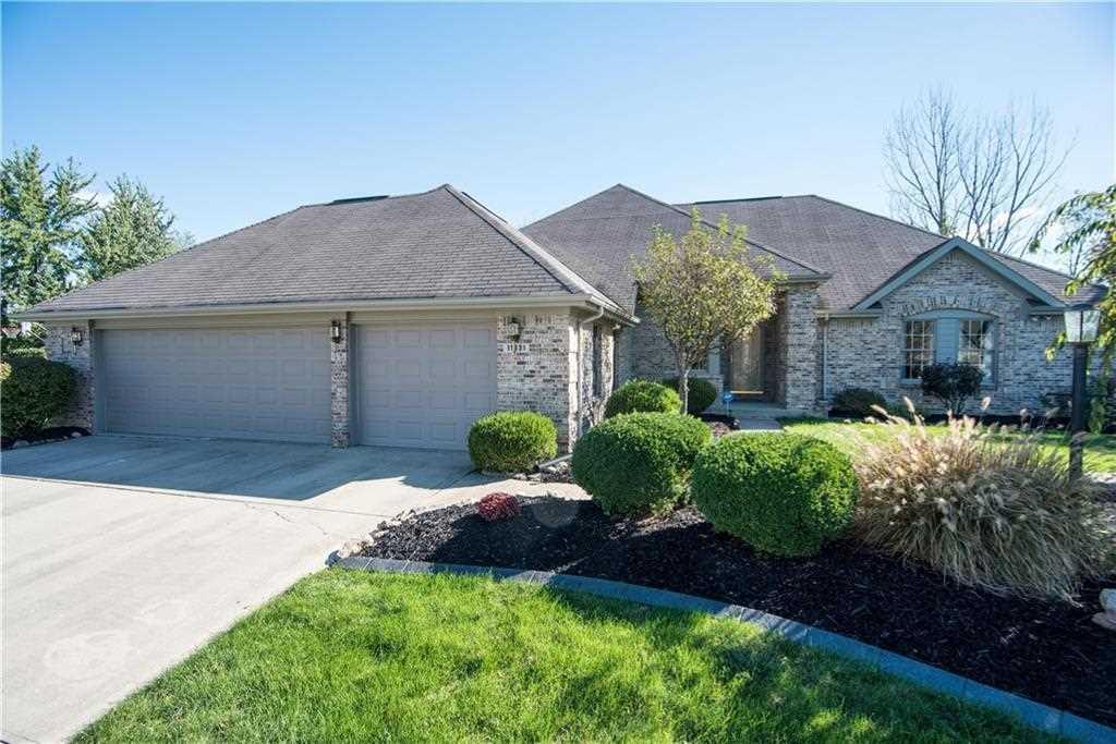 11331 Echo Ridge Lane Indianapolis, IN 46236 | MLS 21519455 Photo 1