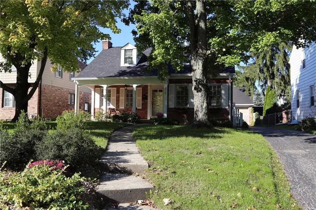 5314 Boulevard Place Indianapolis, IN 46208 | MLS 21519208 Photo 1