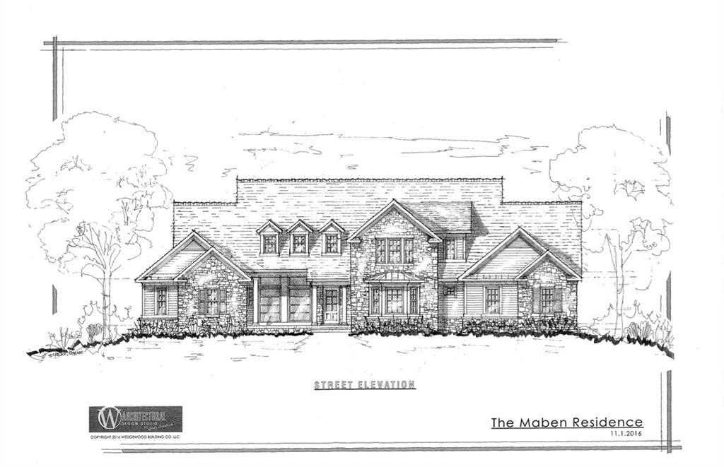 6363 Montana Springs Drive Zionsville, IN 46077   MLS 21522209 Photo 1