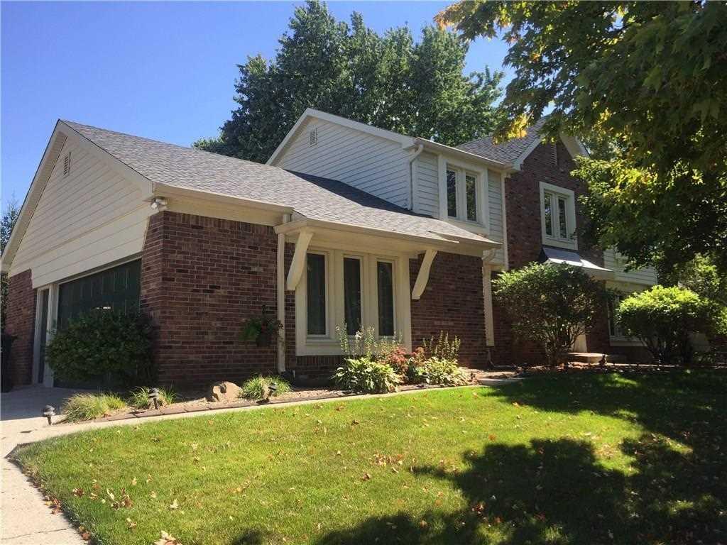 13225 Hazelwood Drive Carmel, IN 46033   MLS 21512650 Photo 1