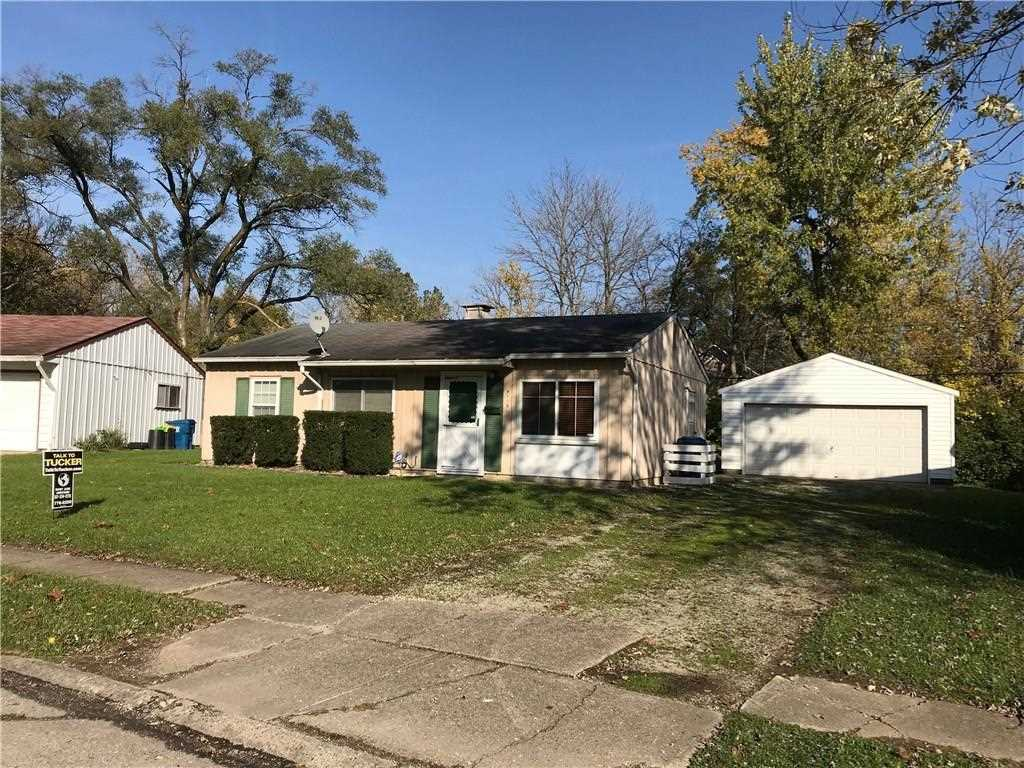 4115 Aspen Way Indianapolis, IN 46226 | MLS 21523280 Photo 1