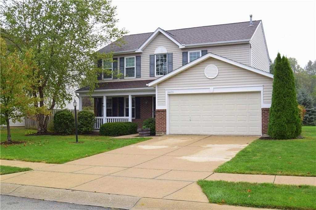 14435 Lansing Place Fishers, IN 46038 | MLS 21518304 Photo 1