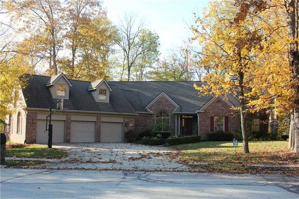1378 Red Oak Drive Avon, IN 46123 | MLS 21514464 Photo 1