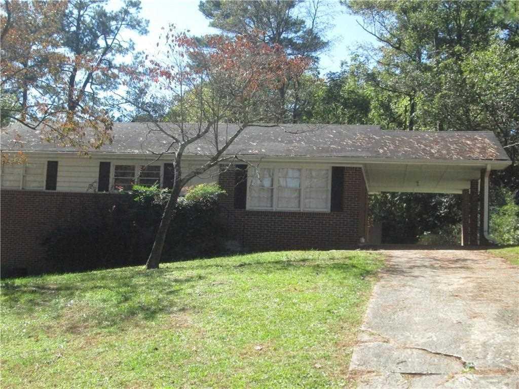 2839 Concord Dr Decatur, GA 30033 | MLS 5931159 Photo 1