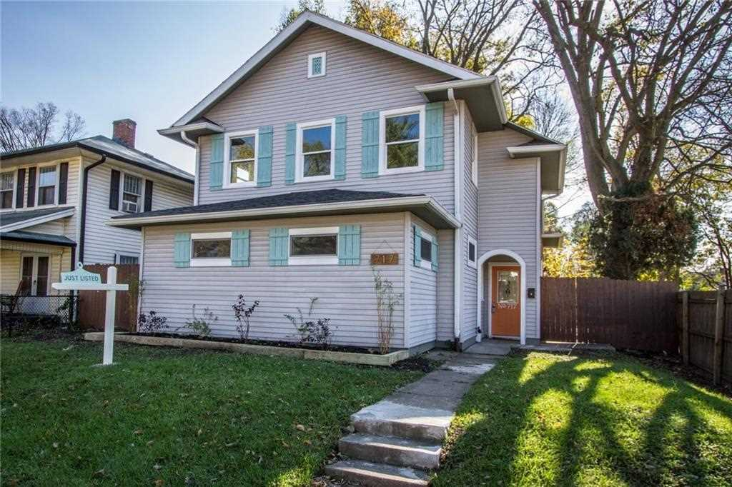 717 E 46Th Street Indianapolis, IN 46205 | MLS 21523773 Photo 1