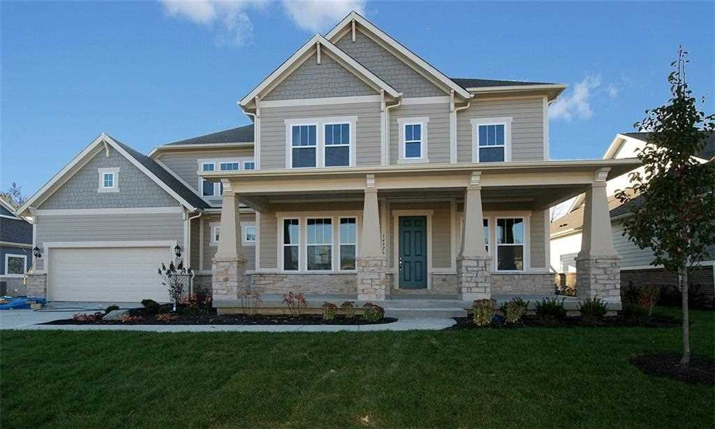 14926 Dawnhaven Drive Westfield, IN 46074 | MLS 21513386 Photo 1