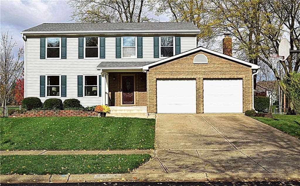 8614 Amy Lane Indianapolis, IN 46256 | MLS 21517987 Photo 1