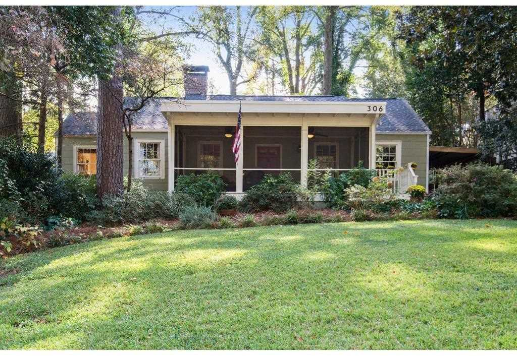 306 Hascall Rd NW, Atlanta GA 30309, MLS # 5933849 | Loring Heights Photo 1