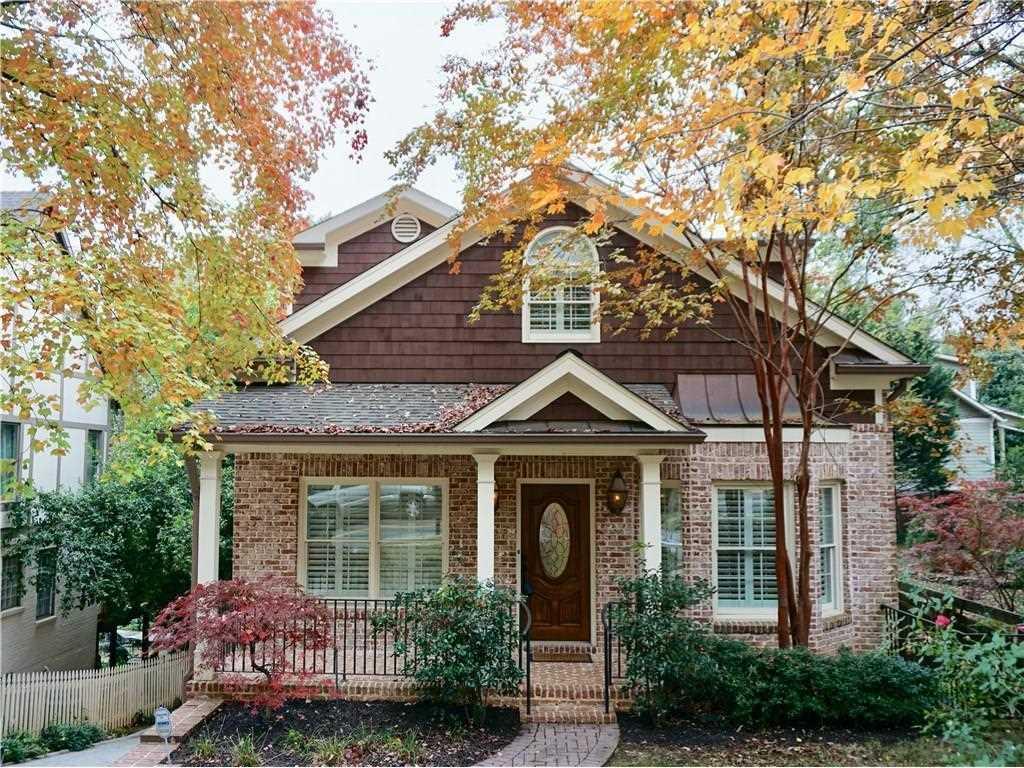 458 Deering Rd NW, Atlanta GA 30309, MLS # 5894857 | Loring Heights Photo 1