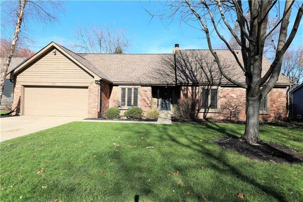 9914 Scotch Pine Lane Indianapolis, IN 46256 | MLS 21525611 Photo 1